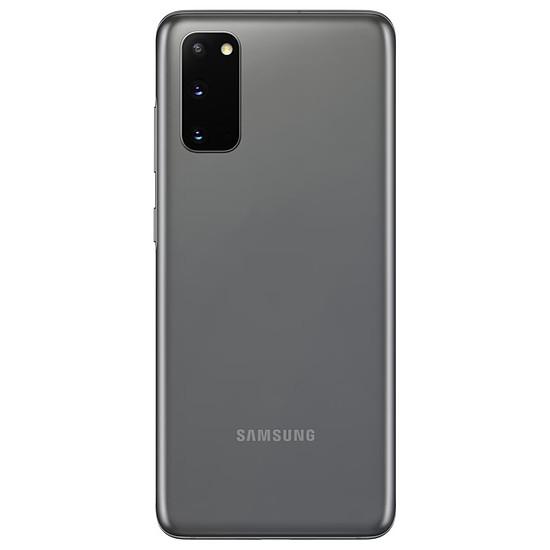 Smartphone et téléphone mobile Samsung Galaxy S20 G980 4G (gris) - 128 Go - 8 Go - Autre vue