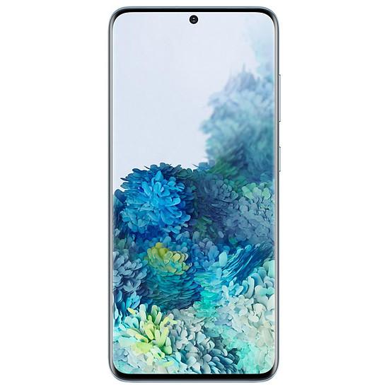 Smartphone et téléphone mobile Samsung Galaxy S20 G981 5G (bleu) - 128 Go - 12 Go