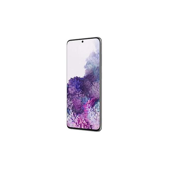 Smartphone et téléphone mobile Samsung Galaxy S20 G981 5G (gris) - 128 Go - 12 Go - Autre vue