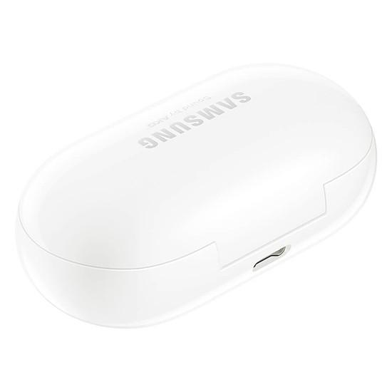 Casque Audio Samsung Galaxy Buds+ Blanc - Écouteurs sans fil - Autre vue