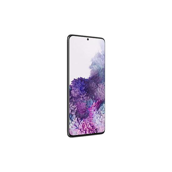 Smartphone et téléphone mobile Samsung Galaxy S20+ G985 (noir) - 128 Go - 8 Go - Autre vue