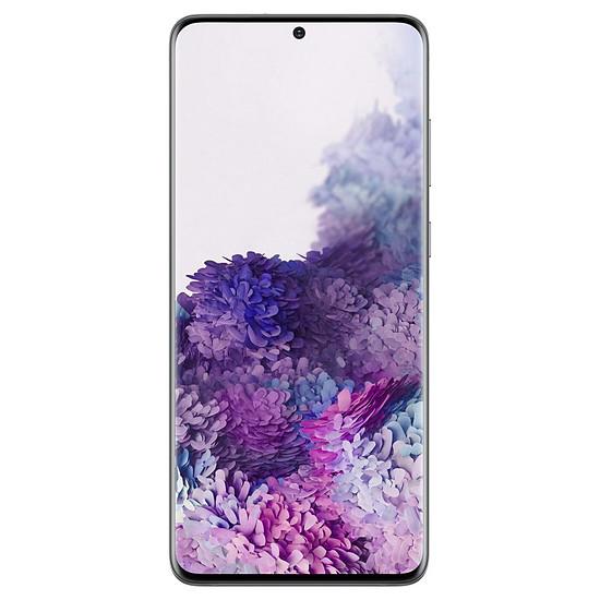 Smartphone et téléphone mobile Samsung Galaxy S20+ G986 5G (gris) - 128 Go - 12 Go