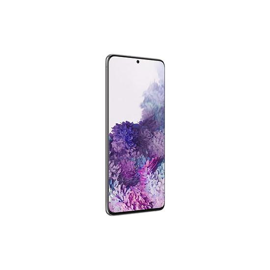 Smartphone et téléphone mobile Samsung Galaxy S20+ G986 5G (gris) - 128 Go - 12 Go - Autre vue