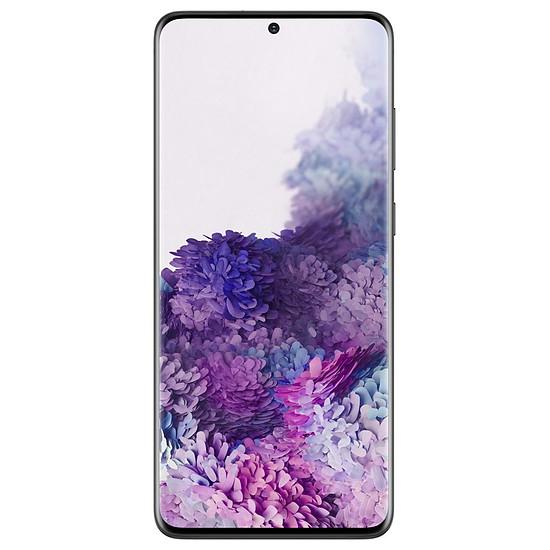 Smartphone et téléphone mobile Samsung Galaxy S20+ G986 5G (noir) - 128 Go - 12 Go