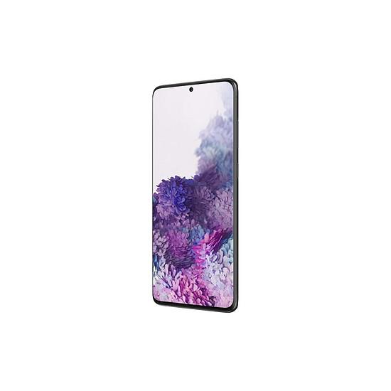 Smartphone et téléphone mobile Samsung Galaxy S20+ G986 5G (noir) - 128 Go - 12 Go - Autre vue