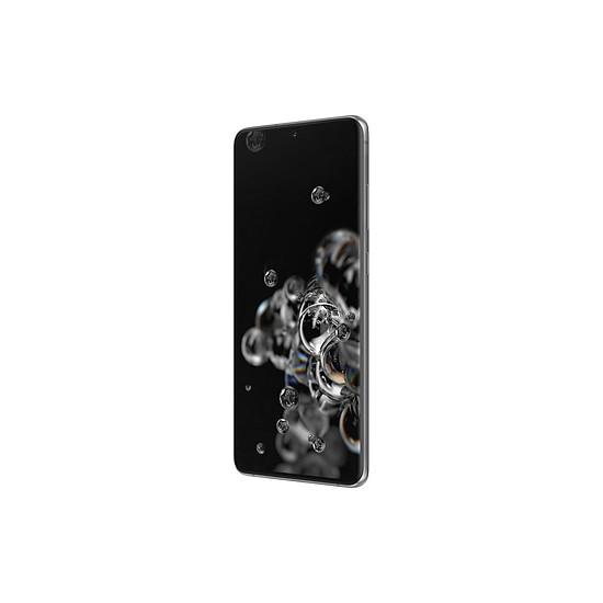 Smartphone et téléphone mobile Samsung Galaxy S20 Ultra G988 5G (gris) - 128 Go - 12 Go - Autre vue