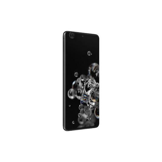 Smartphone et téléphone mobile Samsung Galaxy S20 Ultra G988 5G (noir) - 128 Go - 12 Go - Autre vue