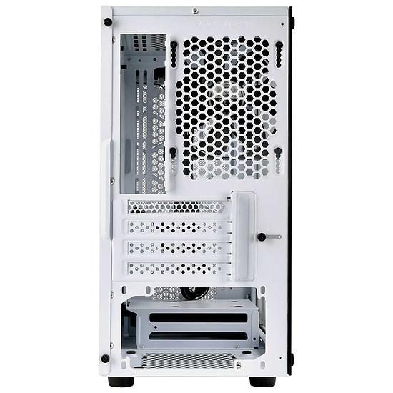 Boîtier PC SilverStone Precision PS15 - Blanc - Autre vue