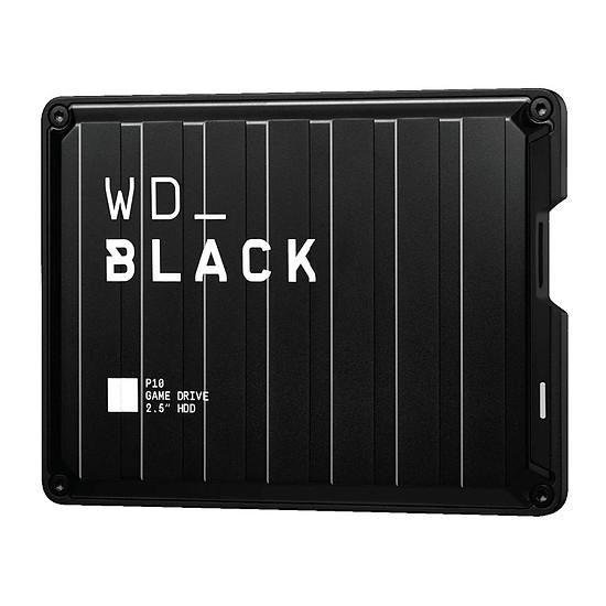 Disque dur externe Western Digital WD_Black P10 Game Drive - 4 To (Noir)