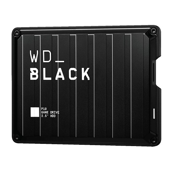 Disque dur externe Western Digital WD_Black P10 Game Drive - 2 To (Noir)