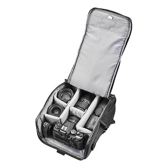 Appareil photo Reflex Canon EOS 2000D + EF-S 18-55 mm + Cullmann Backpack 200 + Kingston SDS2/64Go - Autre vue