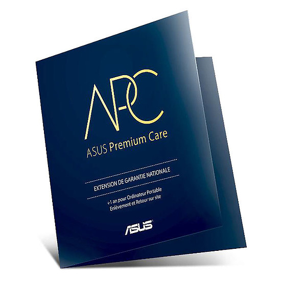 Garanties PC portable ASUS ASUSCARE-NBPHY-PUR3