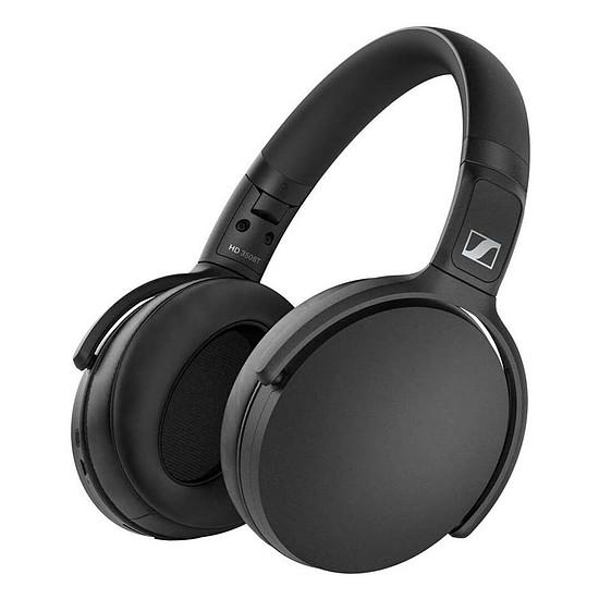 Casque Audio Sennheiser HD 350BT Noir - Casque sans fil