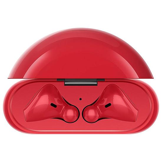 Casque Audio Huawei FreeBuds 3 Rouge- Écouteurs sans fil - Autre vue