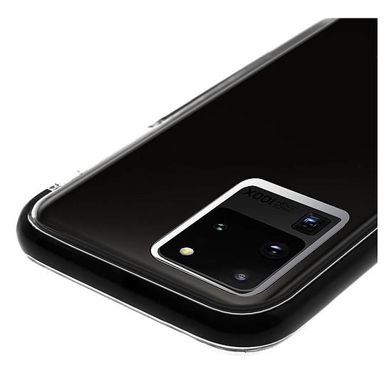Coque et housse Akashi Coque (transparent) avec bordures noires renforcées - Samsung Galaxy S20 Ultra - Autre vue