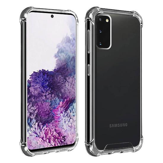 Coque et housse Akashi Coque TPU Angles Renforcés - Samsung Galaxy S20