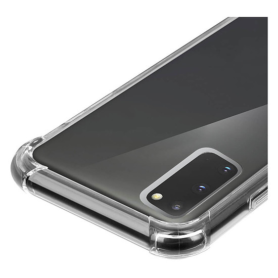 Coque et housse Akashi Coque TPU Angles Renforcés - Samsung Galaxy S20 - Autre vue
