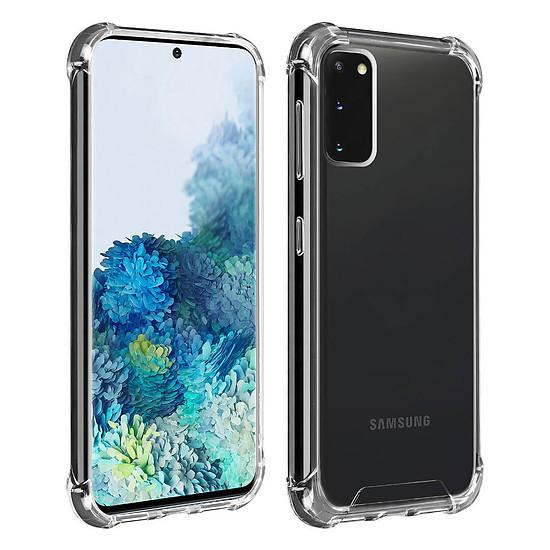 Coque et housse Akashi Coque TPU Angles Renforcés - Samsung Galaxy S20+