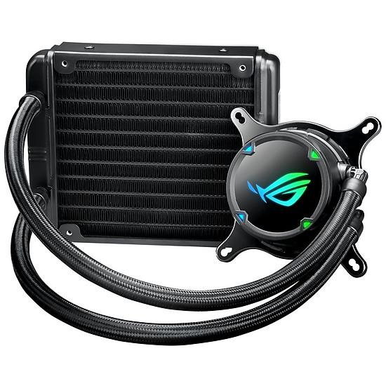 Refroidissement processeur Asus ROG Strix LC120 RGB - Autre vue