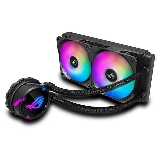 Refroidissement processeur Asus ROG Strix LC240 RGB