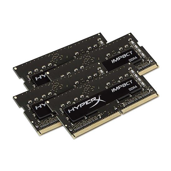 Mémoire HyperX Impact SODIMM- 4 x 8 Go (32 Go) - DDR4 2133 MHz - CL14