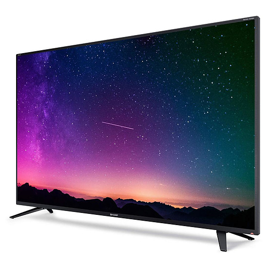 TV Sharp 40BJ2E - TV 4K UHD HDR - 102 cm