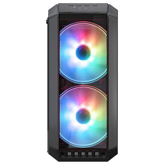 Boîtier PC Cooler Master MasterCase H500 Gris ARGB - Autre vue