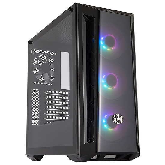 Boîtier PC Cooler Master Masterbox MB520 ARGB
