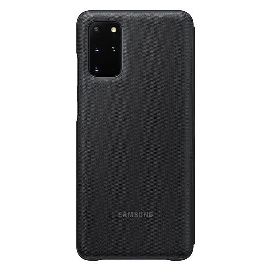 Coque et housse Samsung LED View Cover Noir Galaxy S20+ - Autre vue
