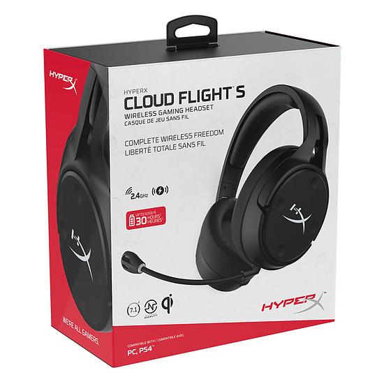 Casque micro HyperX Cloud Flight S - Autre vue