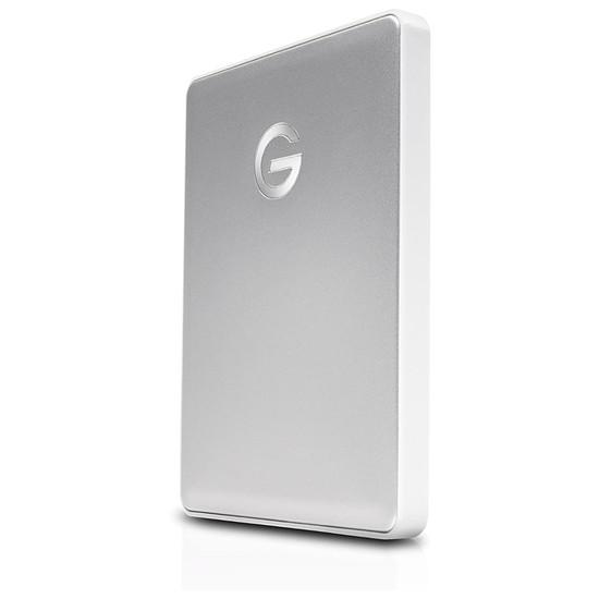 Disque dur externe G-Technology G-Drive Mobile - 1 To (Argent)