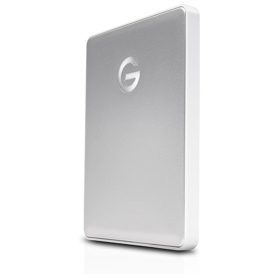 Disque dur externe G-Technology G-Drive Mobile Argent - 2 To