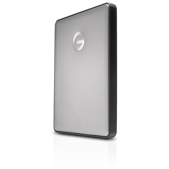 Disque dur externe G-Technology G-Drive Mobile Gris - 2 To