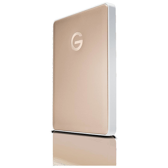 Disque dur externe G-Technology G-Drive Mobile Or - 2 To