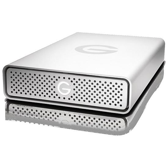 Disque dur externe G-Technology G-Drive Argent - 4 To