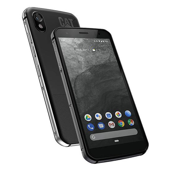 Smartphone et téléphone mobile CAT S52 - Autre vue