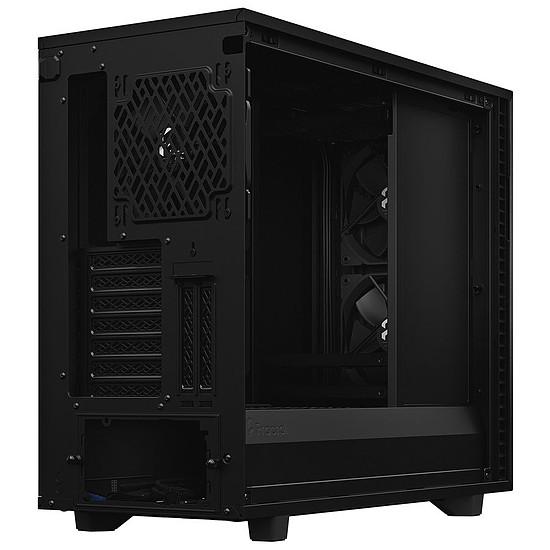 Boîtier PC Fractal Design Define 7 Dark TG - Noir - Autre vue