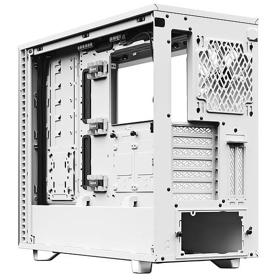 Boîtier PC Fractal Design Define 7 Clear TG - Blanc - Autre vue