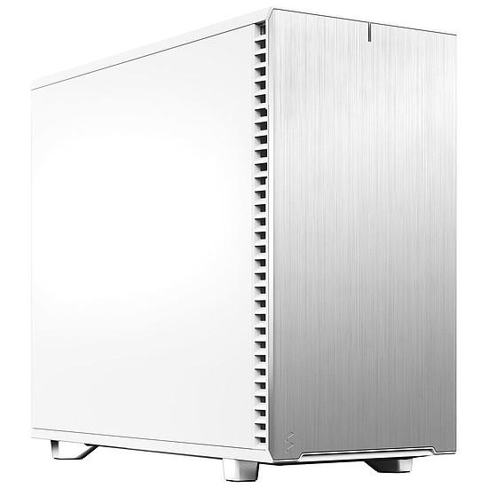 Boîtier PC Fractal Design Define 7 Solid - Blanc