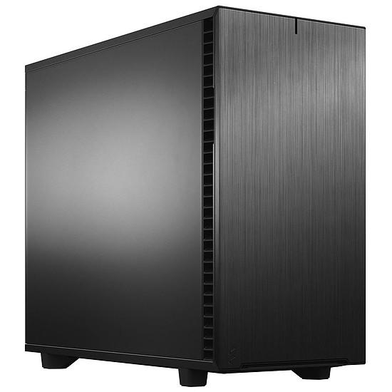 Boîtier PC Fractal Design Define 7 Solid - Noir/Blanc