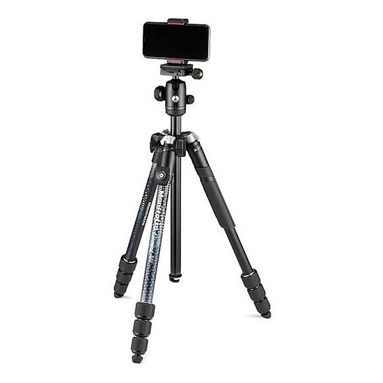 Trépied appareil photo Manfrotto Element MII Mobile BT Noir