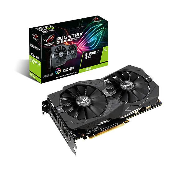 Carte graphique Asus GeForce GTX 1650 ROG STRIX 4G