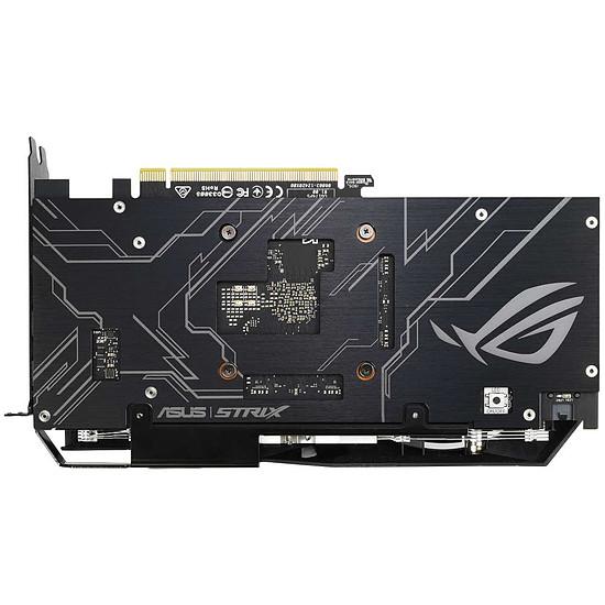 Carte graphique Asus GeForce GTX 1650 ROG STRIX 4G - Autre vue