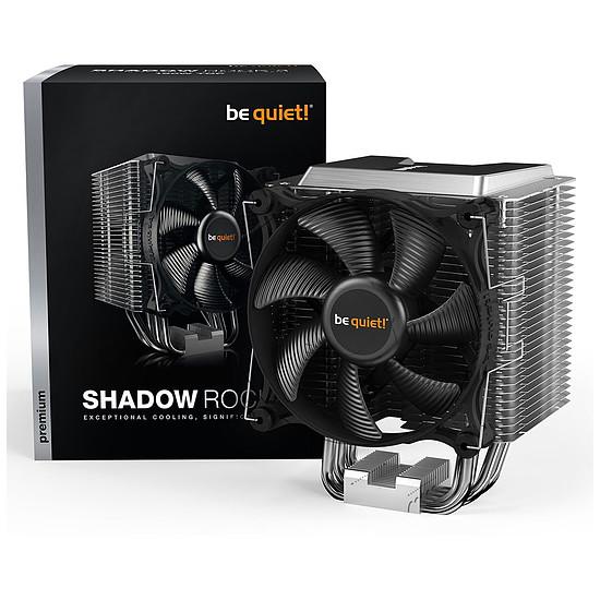 Refroidissement processeur Be Quiet Shadow Rock 3 - Autre vue