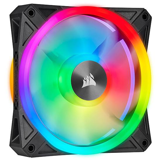 Ventilateur Boîtier Corsair QL120 RGB