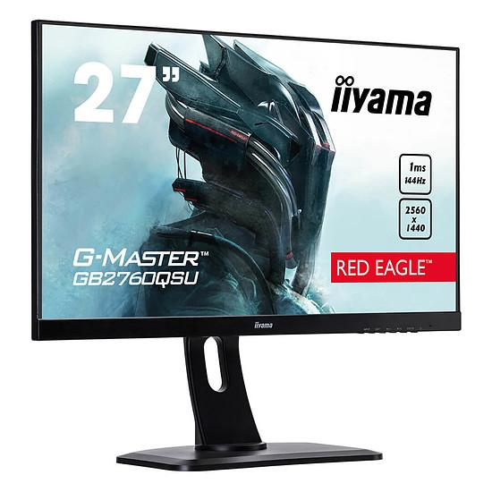 Écran PC Iiyama G-MASTER GB2760QSU-B1 - Autre vue