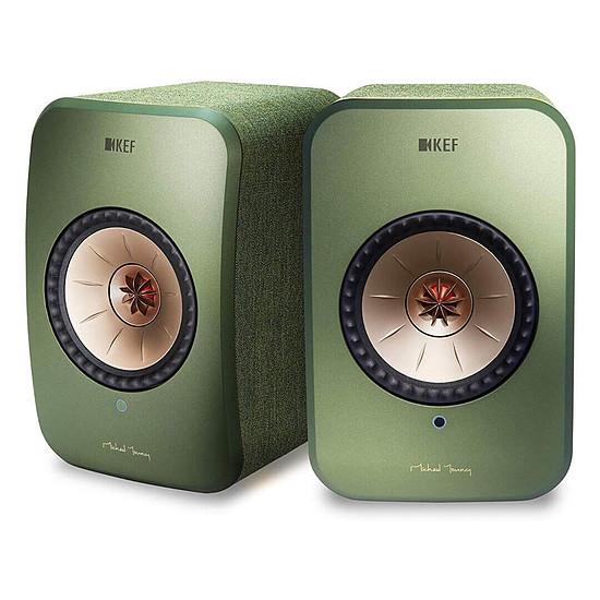 Enceintes HiFi / Home-Cinéma KEF LSX Wireless - Vert