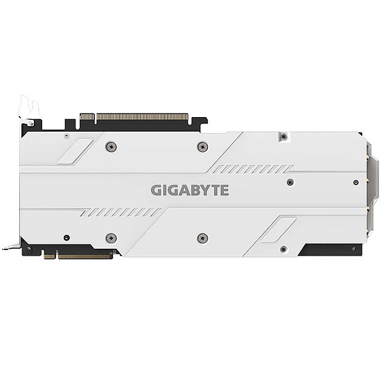 Carte graphique Gigabyte GeForce RTX 2080 SUPER Gaming OC White - Autre vue