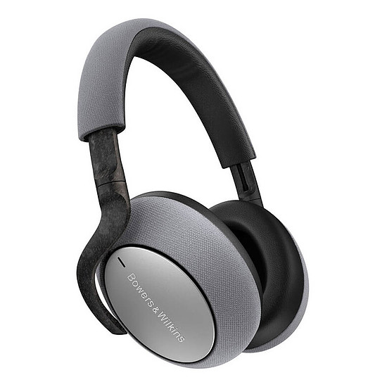 Casque Audio B&W PX7 Argent - Casque sans-fil
