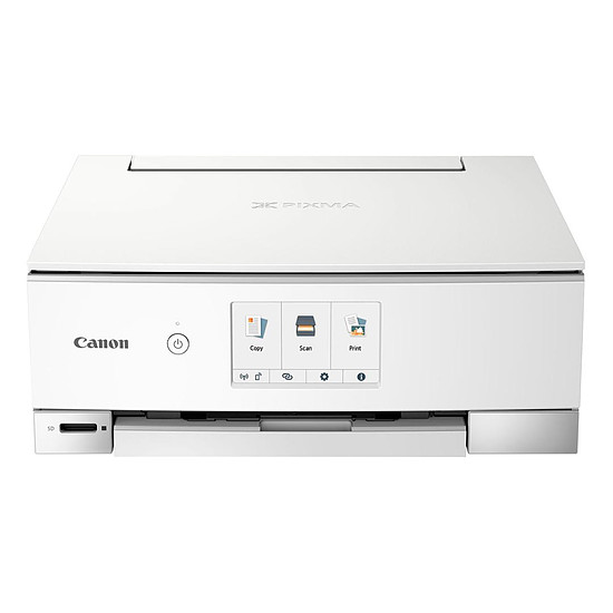 Imprimante multifonction Canon PIXMA TS8351 Blanc